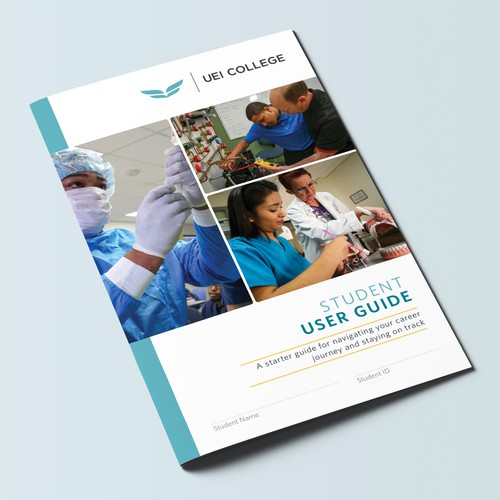 Student user guide booklet