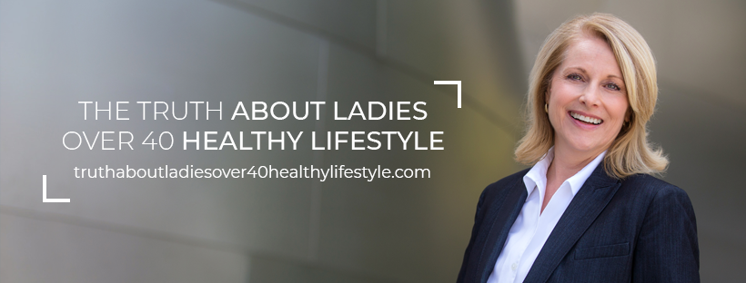Design a facebook group banner for the executive woman looking for a healthy lifestyle