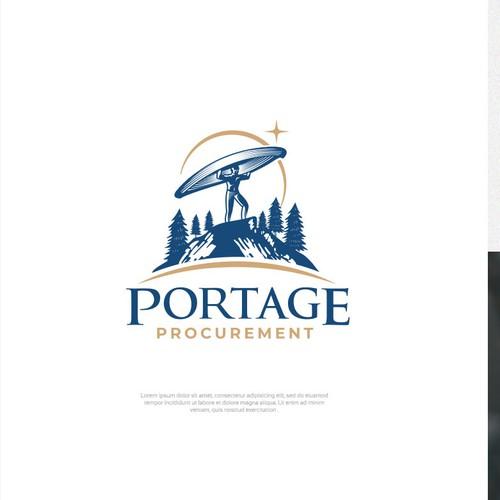 Logo for Portage Procurement