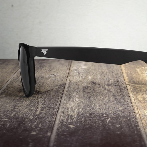 Concept design for sunglasses brand