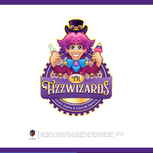 T. R. Fizzwizards