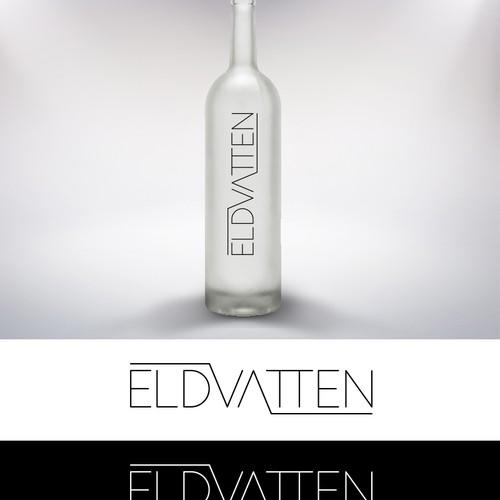 Logo for high quality spirits brand