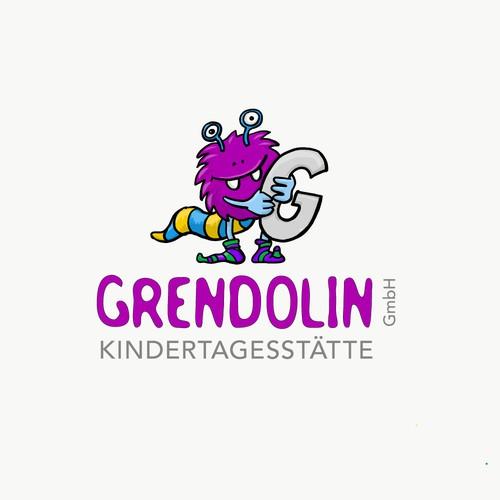 logo for a Kindergarten