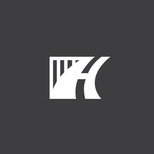 Simple and Clean Logo Hooop.in