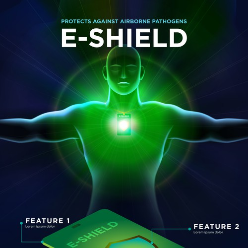 E-shield infographic