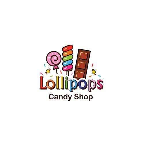 Lollipops Candy Shop