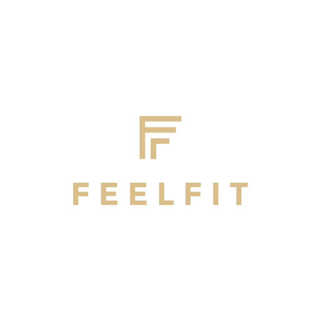 FeelFit App Logo Design