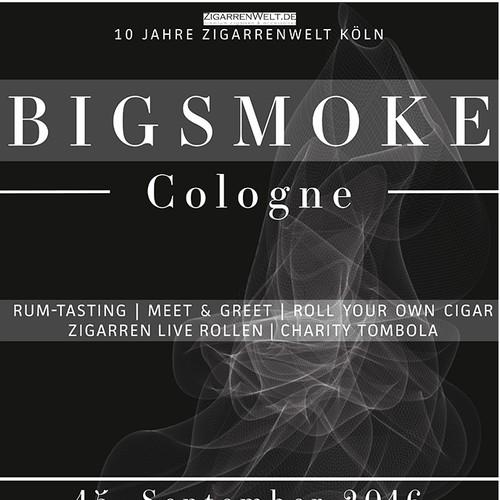Event Plakat