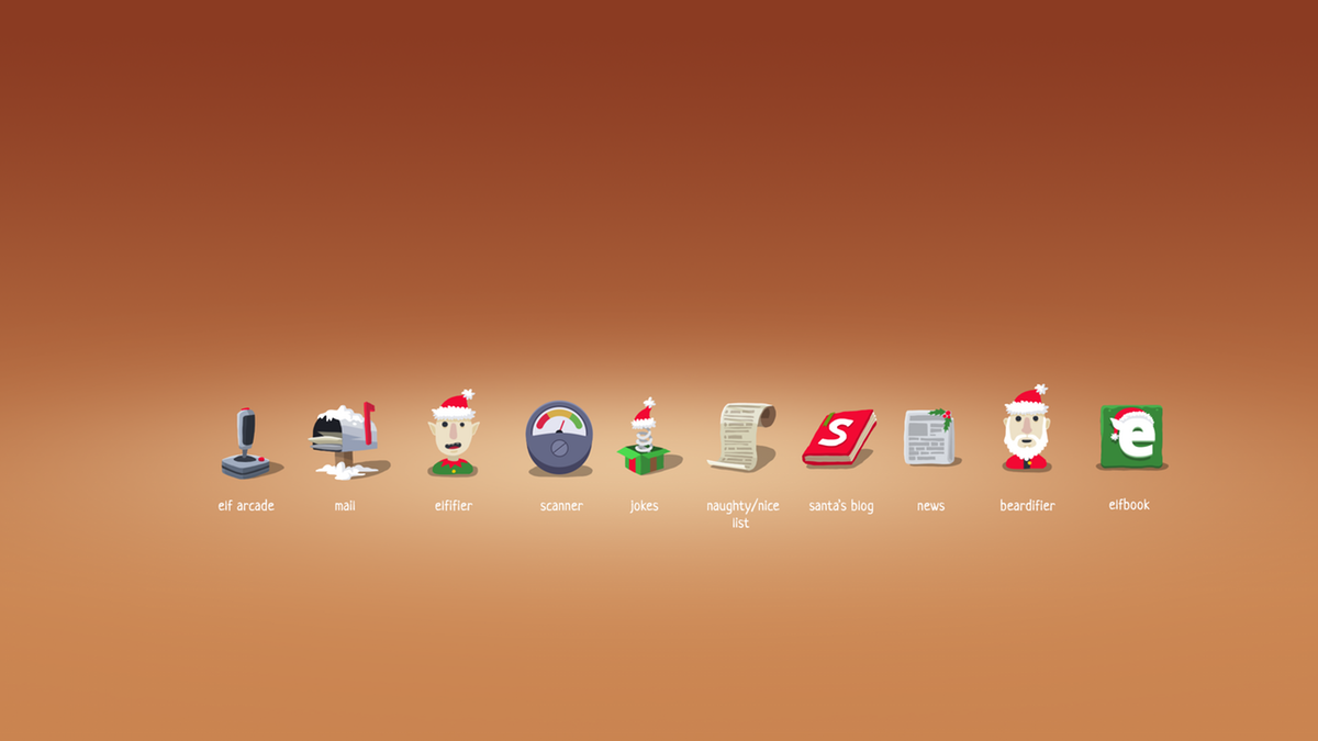 Santa Tracker Revamp