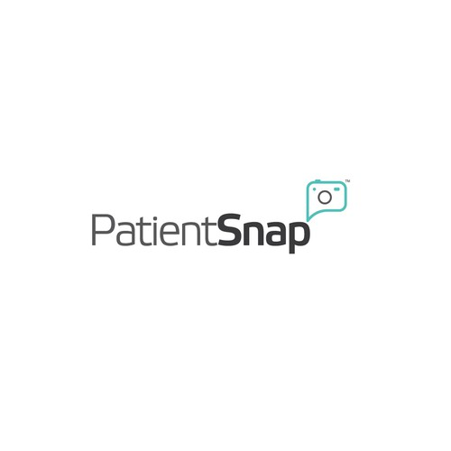 PatientSnap Logo Design