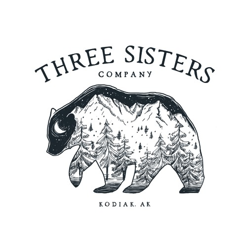 THREE SISTERS Co. logo