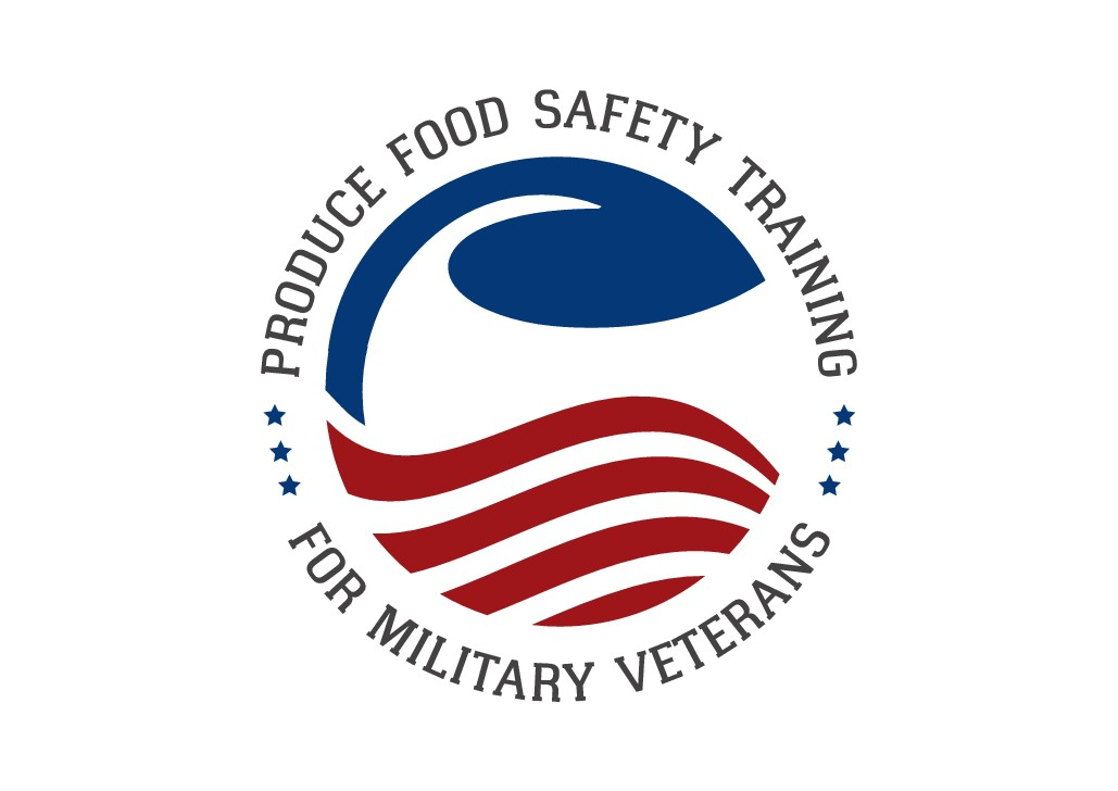 Brand a workshop that teaches produce food safety to military veterans