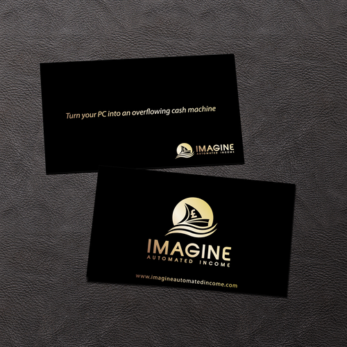 Simple and eye catching logo for IMAGINE