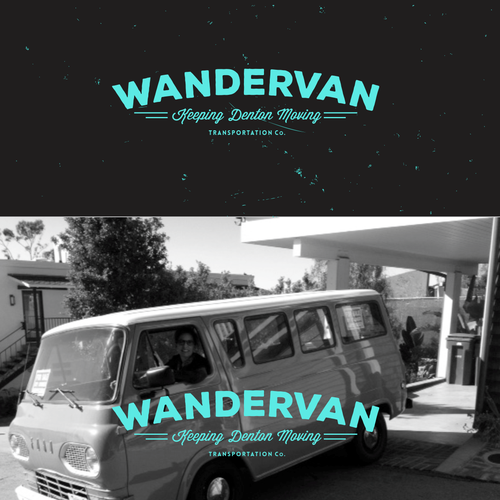 Create a Logo for Wandervan - A Vintage Van Taxi and Shuttle Service
