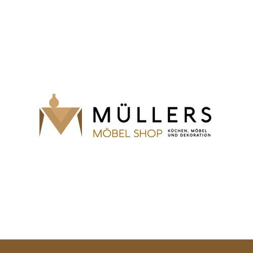 Wir brauchen ein Logodesign für unseren Möbel-Shop