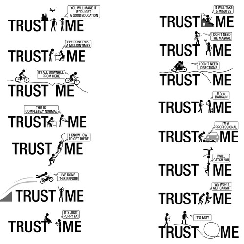 """""""Trust Me"""" images/icons"""