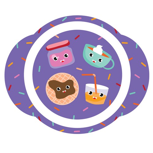 Baby Plates Design