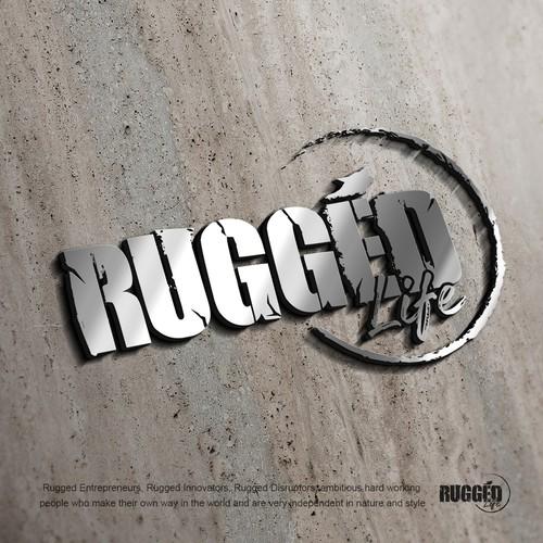 Winning Logo for Rugged Life