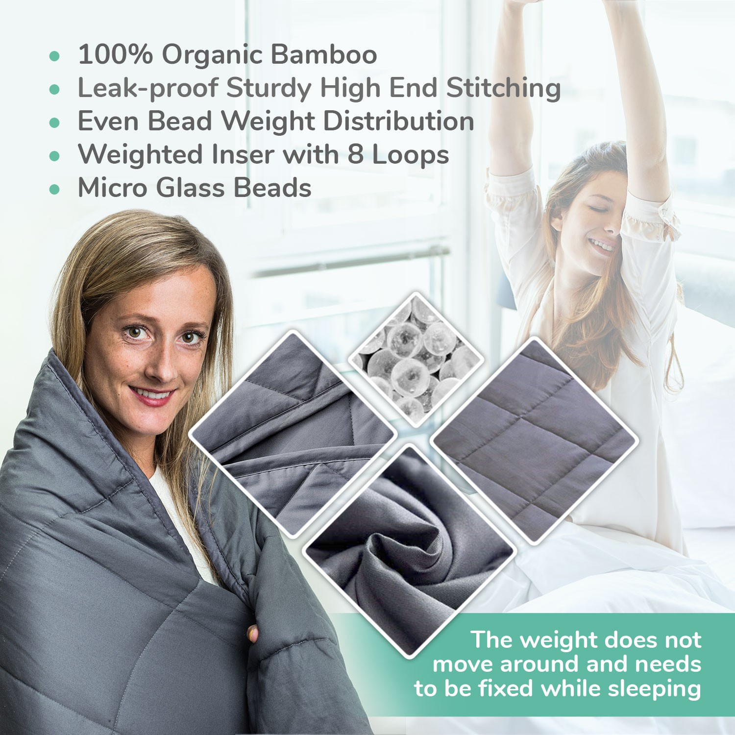 Weighted Blanket Listing Images