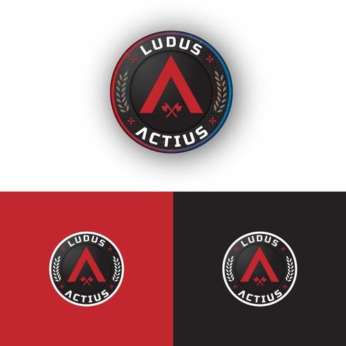 Logo para Ludus Actius
