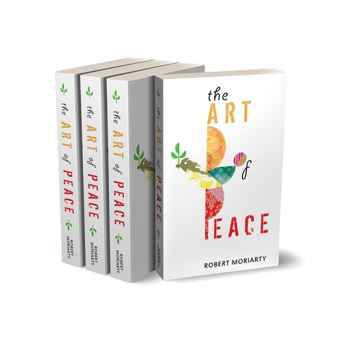 "Book cover for ""The Art of Peace"""