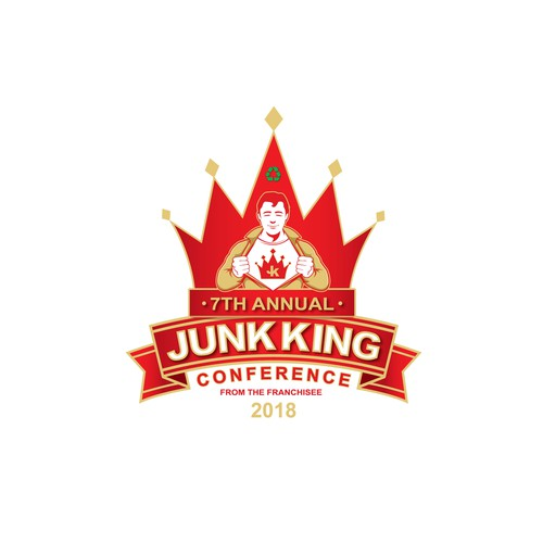 Junk King 7th Annual Conference Logo