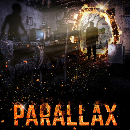 Movie Poster design - PARALLAX