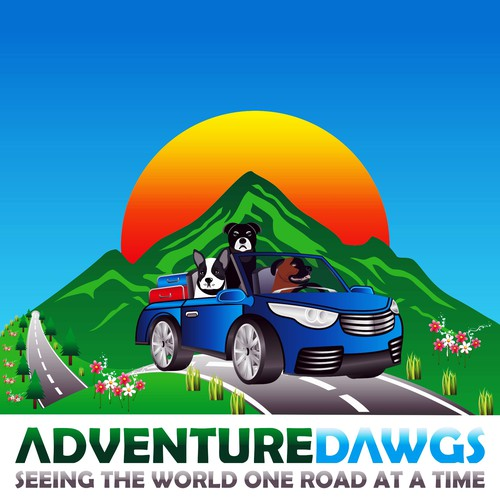 Find the Adventure Dawgs!!!