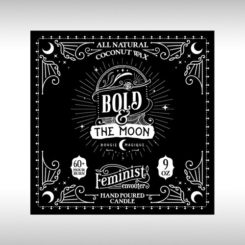 Bold & The Moon Label