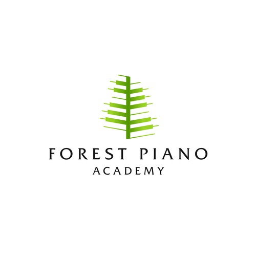 Logo for Forest Piano Academy