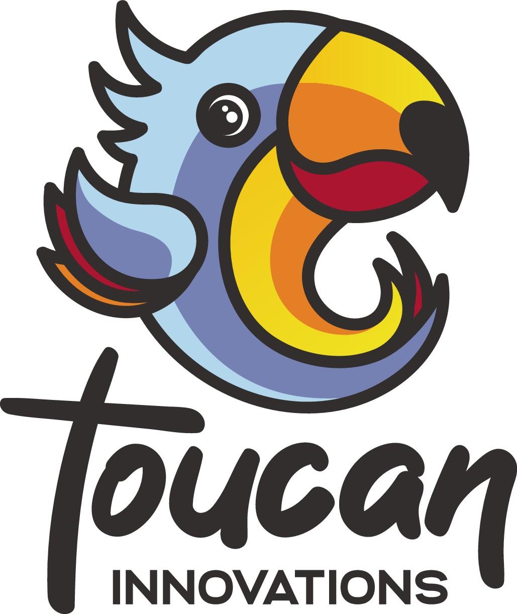 Design a Toucan Logo for Drink bottles