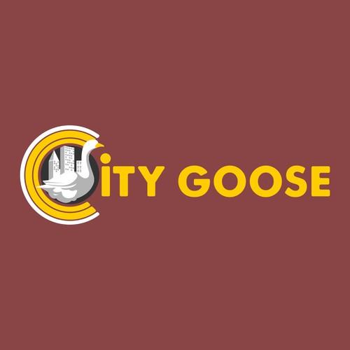 city goose logo