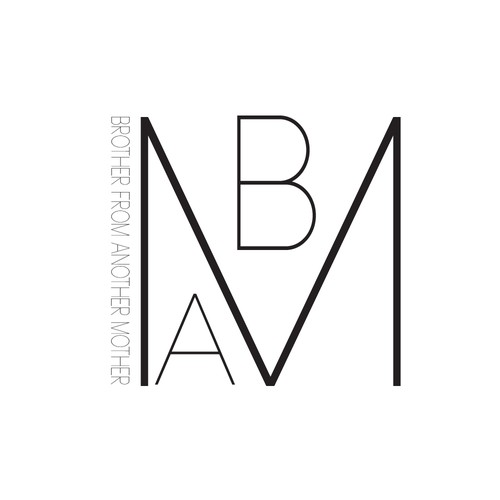 Maak de volgende logo voor BAM