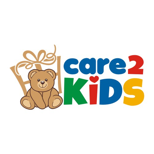 logo for kids charity organization