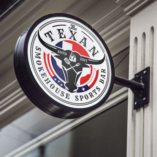 logo the TEXAN