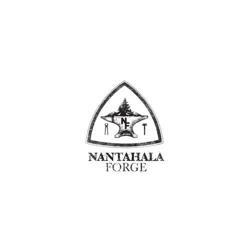 Nantahala Forge Logo Concept