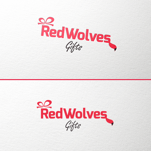 Logo Design for University Gift Shop