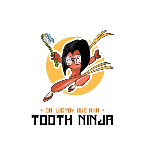 Ninja Character design