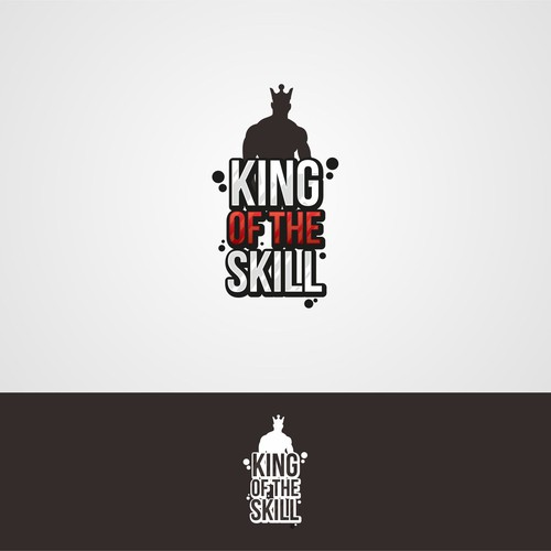 Logo for sporting events company. Show off your skills for King of the Skills