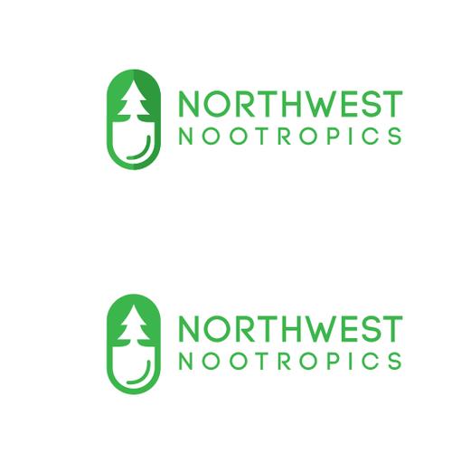 Logo design for Nortwest Nootropics