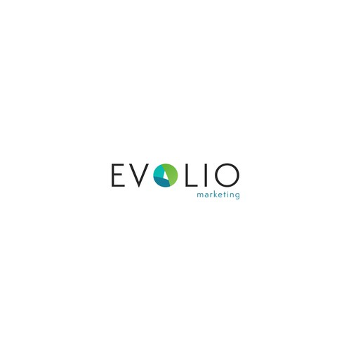 Clean logo concept for an event marketing company