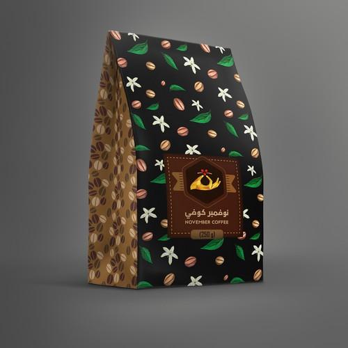 Bag for November Coffee