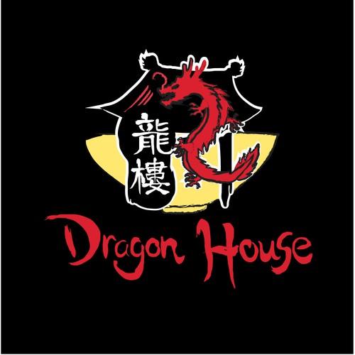 Logo Design for Chinese Restaurant V2