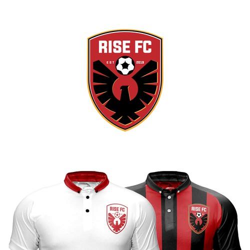 Rise FC - Logo