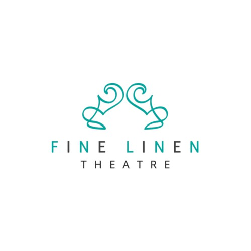 Logo for theater