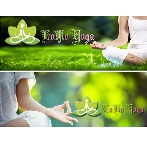Yoga Company Logo