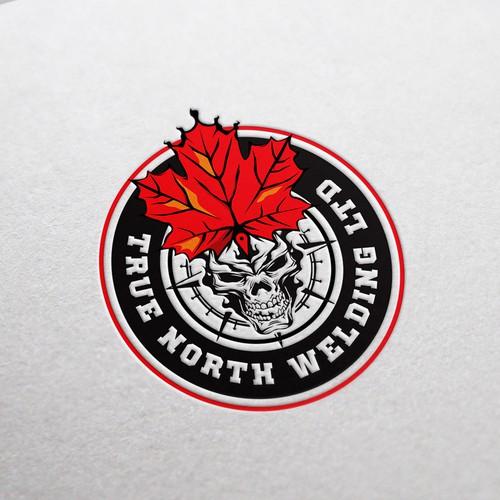 Bold Logo Welding