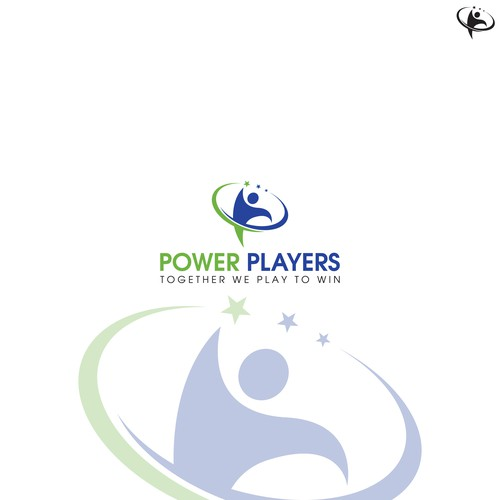 Logo design for POWER PLAYERS