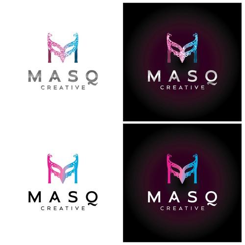 Logo for entertainment company