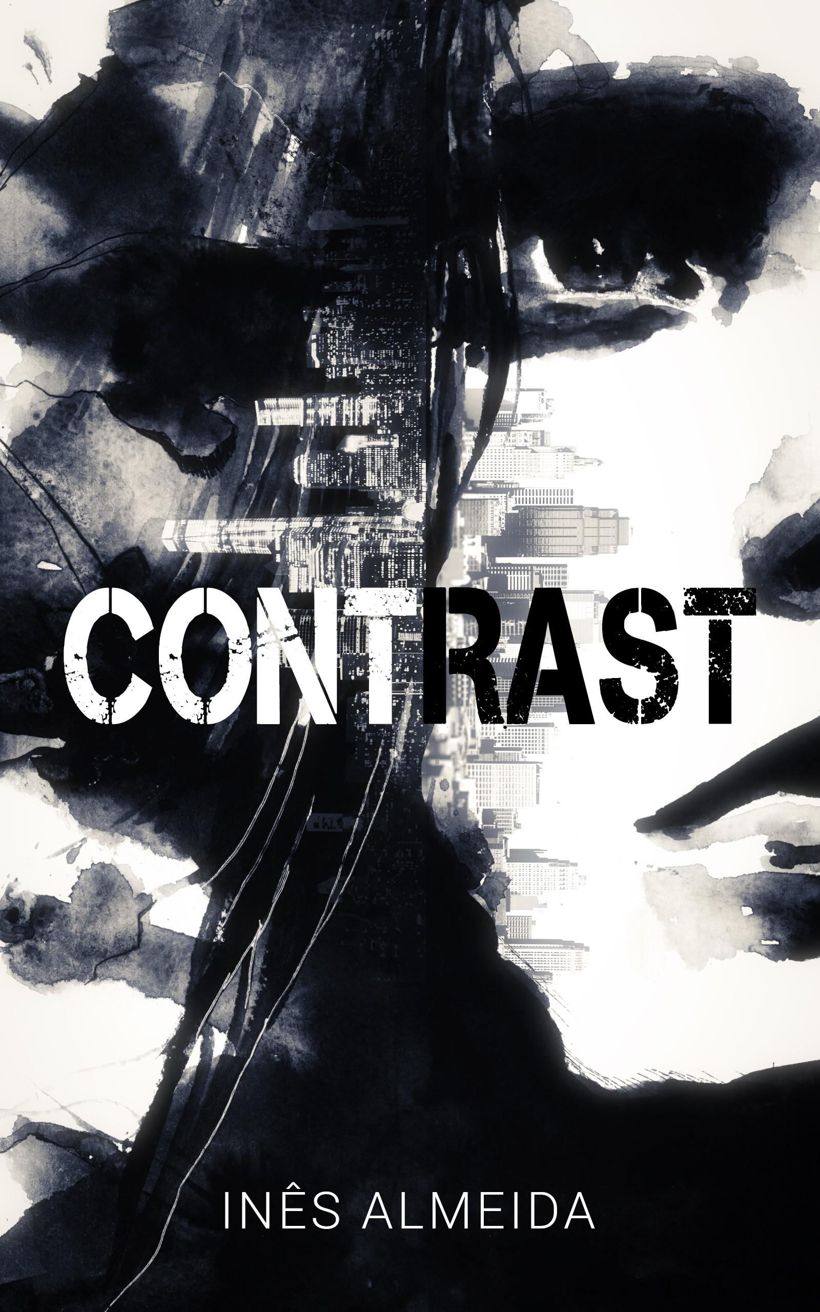 Contrast needs a book cover